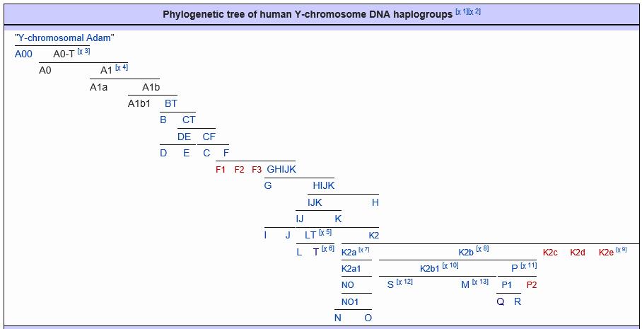 Haplotree base   DNAeXplained – Genetic Genealogy